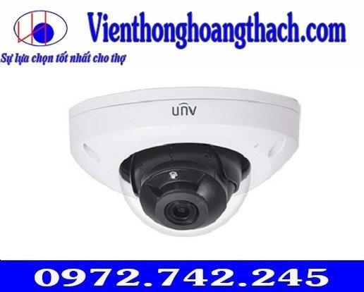 CAMERA IP POE UNIVIEW IPC312SR-VPF28-C