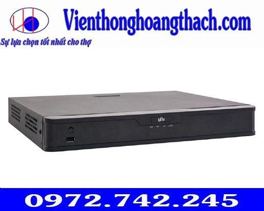 Đầu NVR UNIVIEW 8 kênh PoE NVR301-08-P8