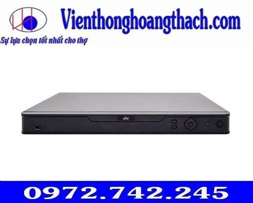 Đầu IP 32 kênh NVR304-32E-B UNIVIEW  12MP