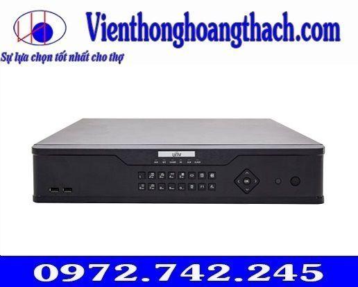 Đầu IP 32 kênh NVR308-32E-B UNIVIEW  12MP