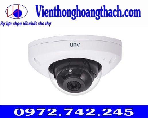 Camera dome IPC314SR-VPF36 4MP của UNV