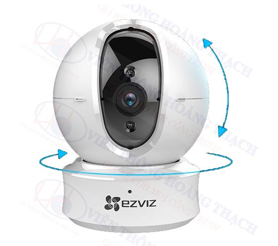 Camera wifi 360° giá rẻ chất lượng của EZVIZ