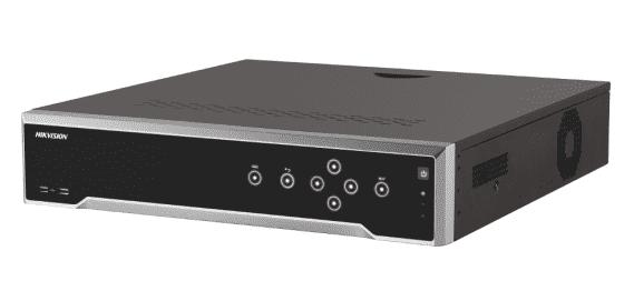 đầu ghi NVR IP 32 kênh DS-7732NI-k4 của Hikvision