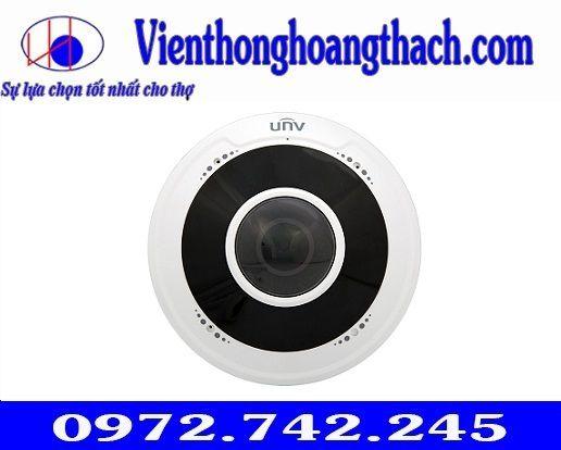 Camera mắt cá IPC814SR-DVSPF16 4MP của UNV