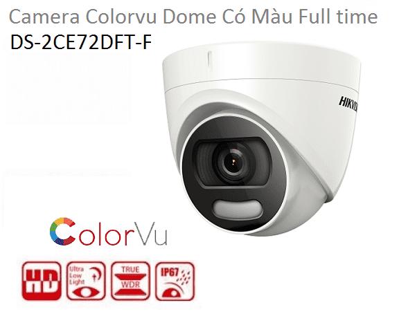 Camera Colorvu nhìn đêm có màu full time