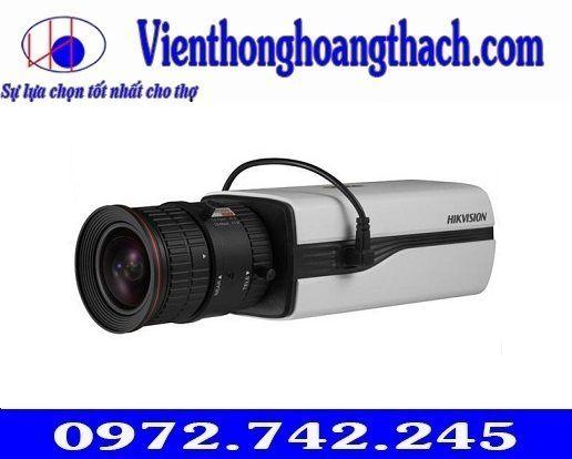Box camera PoC DS-2CC12D9T-E của Hikvision