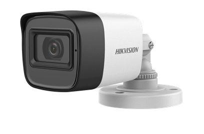 Camera DS-2CE16D0T-ITPFS để thu âm của Hikvision