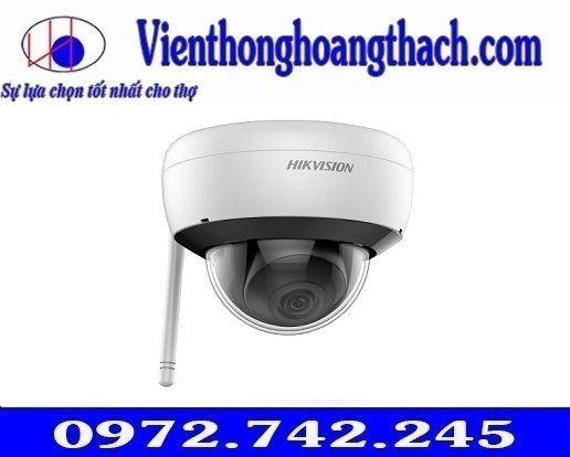 Camera ip wifi DS-2CV2121G1-IDW1 bán cầu ngoài trời