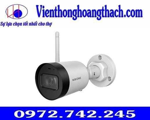 Camera IP WIFI KN-2001WN KBONE