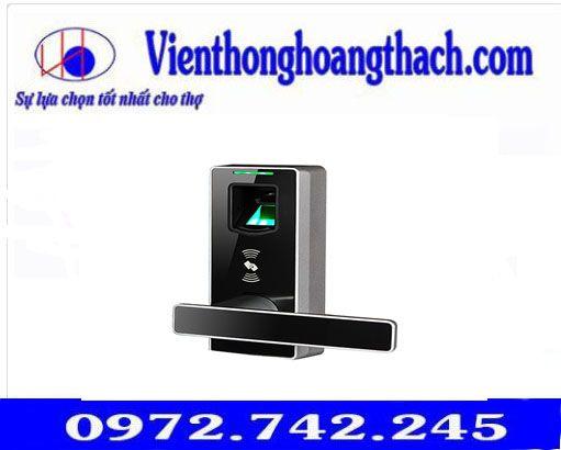 Khóa Cửa Vân Tay Thông Minh Zkteco ( ML10-ID ) Vân Tay, Thẻ, Chìa Khóa