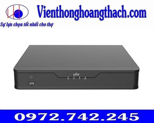 Đầu NVR NVR301-08S UNIVIEW 8 kênh