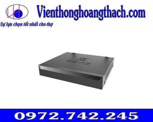 Đầu ghi hình IP PoE 4 kênh CS-X5S-4PEUP EZVIZ