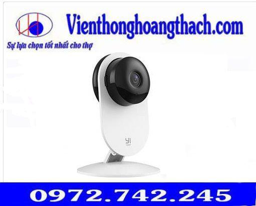 camera Yi home Y20 full HD phát hiện tiếng khóc em bé
