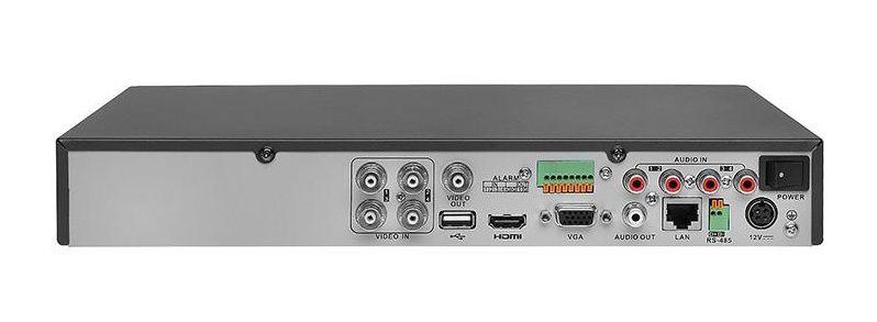 đầu ghi hybrid NVR DS-7608HUHI-F2/N CỦA hiKVISION