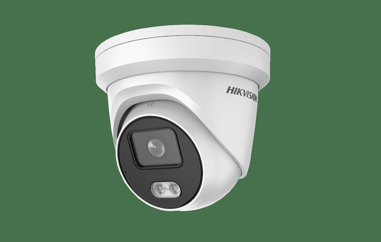 Camera IP DS-2CD2327G1-L Color có màu ban đêm và micro thu âm