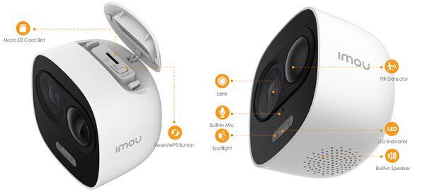 Camera Cell Pro