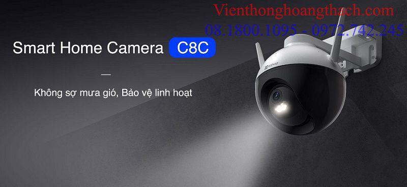Smart camera C8C của EZVIZ