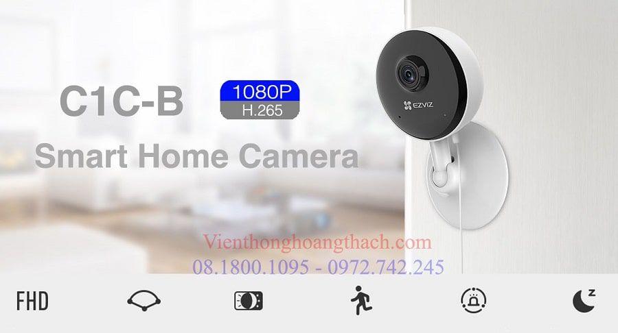 Camera WIFI C1C-B mini nhỏ gọn Của EZVIZ