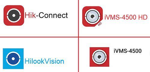 phần mềm xem camera hikvision trên điện thoại