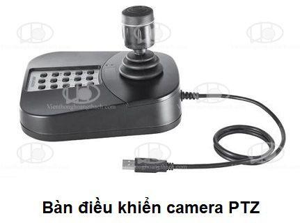bàn điều khiển camera IP
