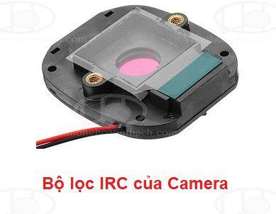 bộ lọc hồng ngoại IRC của camera hikvison