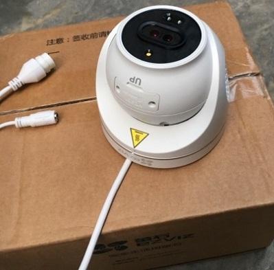 Camera ip wifi C4X có màu ban đêm