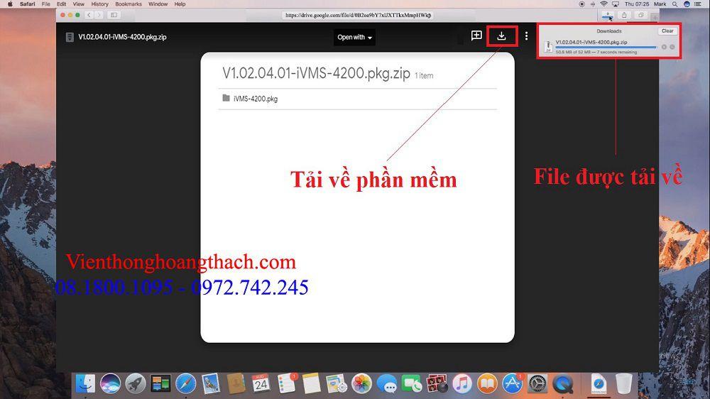 tải về IVMS-4200 trên mac os