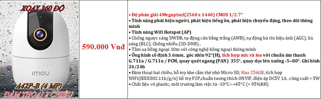 IMOU A42P