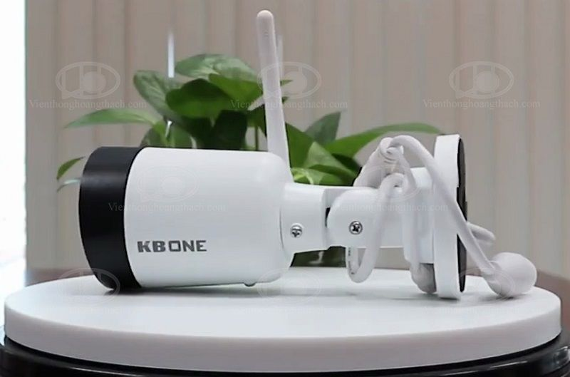 Camera IP WIFi Ngoài trời KN-2001WN KBONE