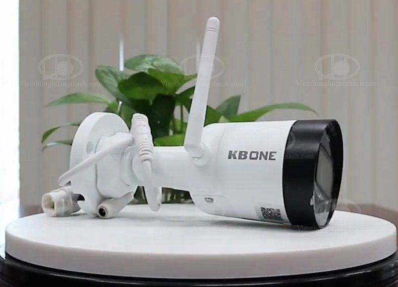 Camera Không Dây chống nước KBONE KN-2001WN
