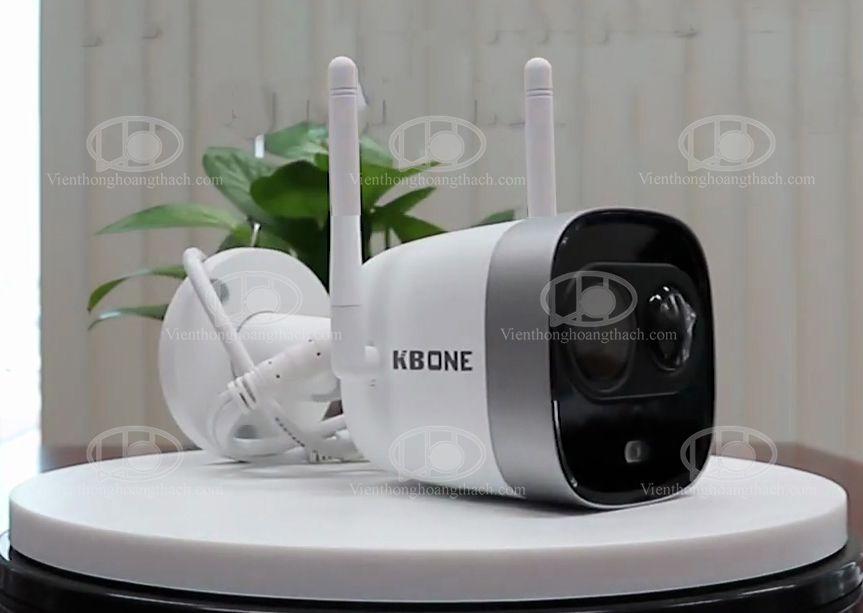 Camera IP WIFI KBONE KN-2003WN PIR