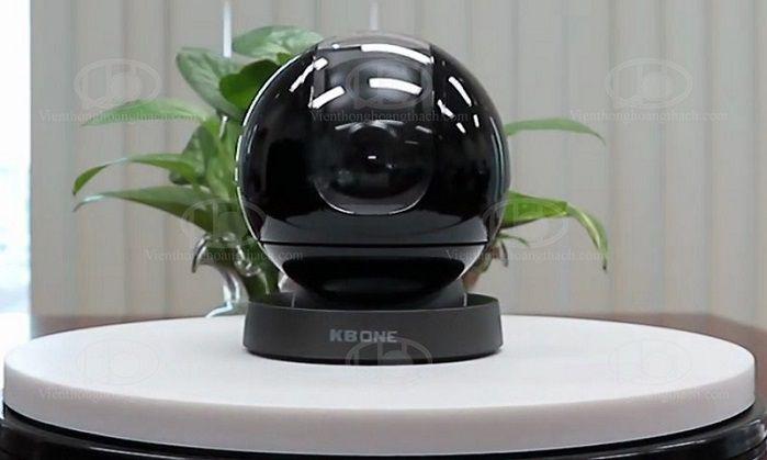 Camera IP WIFI 360 của KBONE KN-H22PW