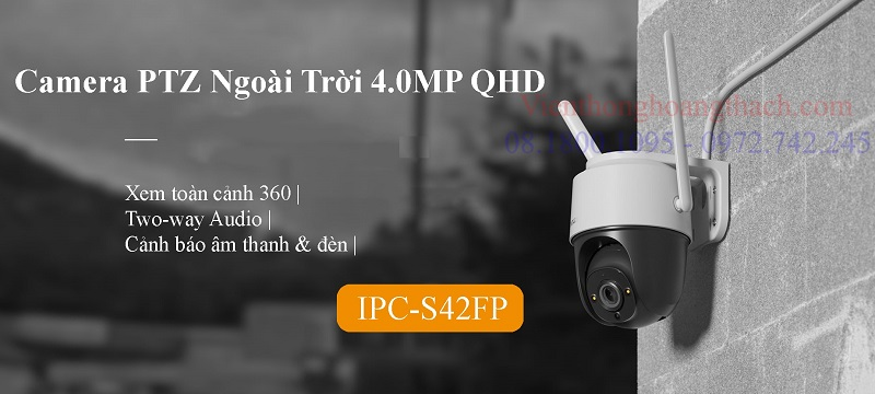 Camera IP WIFI IPC-S42FP Của IMOU