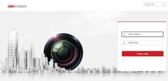 Hướng dẫn cài báo động cho camera và đầu ghi hikvision