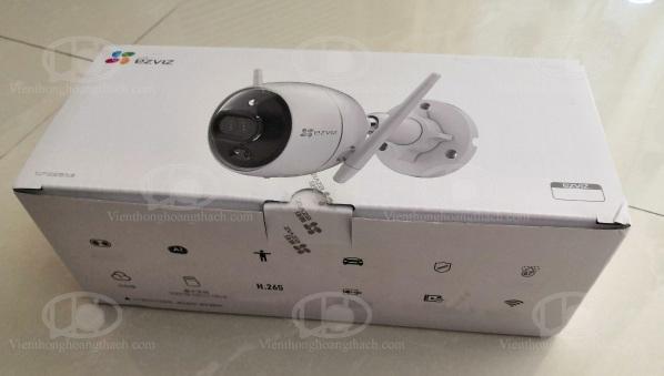 mở hợp camera ip wifi c3x của EVIZ