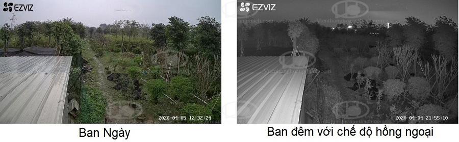 Chế độ Day/Night của camera C3N